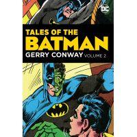 Tales of the Batman Gerry Conway Vol. 2 HC DC Comics ISBN: 978-1-4012-8163-2