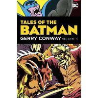 Tales of the Batman Gerry Conway Vol. 3 HC DC Comics ISBN: 978-1-4012-9273-7
