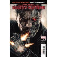 Star Wars Bounty Hunters #4 Marvel Comics