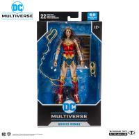 DC Multiverse Wonder Woman (1984) 7-inch scale action figure McFarlane Toys