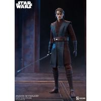 Star Wars The Clone Wars Anakin Skywalker 1:6 Scale Figure Sideshow Collectibles 100462