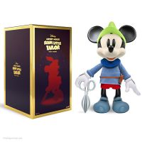 Brave Little Tailor 16-inch poseable Supersize Mickey Mouse Vinyl Collectible by Super 7 (909000)