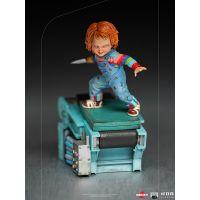 Child's Play II Chucky 1:10 Scale Statue Iron Studios 909043