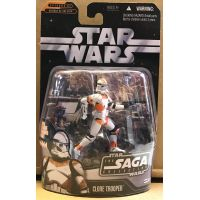 Star Wars The Saga Collection 3,75-inch action figure - ROTS Clone Trooper (2006) Hasbro 026