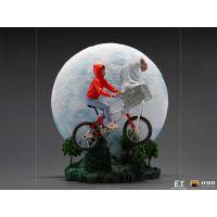E.T. & Elliot (VERSION DE LUXE) Statue Échelle 1:10 Iron Studios 909041