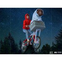 E.T. & Elliot (VERSION RÉGULIÈRE) Statue Échelle 1:10 Iron Studios 909040