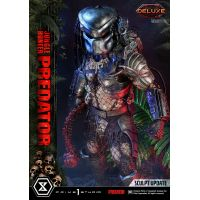 Jungle Hunter Predator DELUXE VERSION (1987 movie) 1:3 Scale Statue Prime 1 Studio 909063