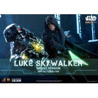 Star Wars Luke Skywalker (Le Mandalorian) VERSION DE LUXE Figurine Échelle1:6 Hot Toys 909048