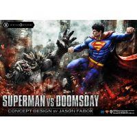 DC Superman VS Doomsday 1:3 Scale Statue Prime 1 Studio 909138