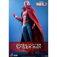 Marvel Spider-Man Chasseur de Zombie Figurine Échelle 1:6 Hot Toys 909046