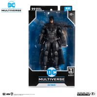 DC Multiverse Zack Snyder Justice League Batman 7-inch McFarlane Toys