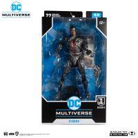 DC Multiverse Zack Snyder Justice League Cyborg 7 pouces McFarlane Toys