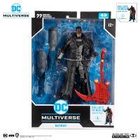 DC Multiverse Dark Nights Death Metal 7-inch - Batman (Darkfather Build-A) McFarlane