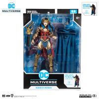 DC Multiverse Dark Nights Death Metal 7-inch - Wonder Woman (Darkfather Build-A) McFarlane
