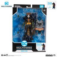 DC Multiverse Dark Nights Death Metal 7-inch - Robin King (Darkfather Build-A) McFarlane