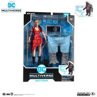 DC Multiverse Suicide Squad 7 pouces - Harley Quinn (King Shark Build-A-Fig) McFarlane
