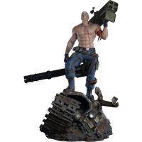 Tekken 7 Bryan Fury Quarter Scale Statue PureArts 909306