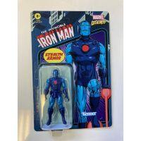Marvel Legends Retro Collection 3.75 - Iron Man Stealth Armor Hasbro