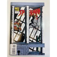 Spider-man #57 (1990) Die-Cut Cover VF-NM Marvel Comics