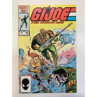 G.I. Joe ARAH (1982) #56 FN-VF Marvel Comics
