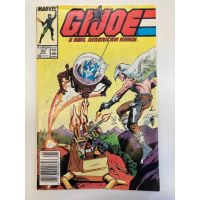 G.I. Joe ARAH (1982) #59 G-VG Marvel Comics