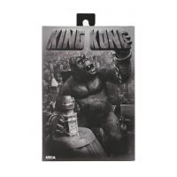 King Kong - Ultimate King Kong (Concrete Jungle) 7-inch Scale Action Figure NECA 42746