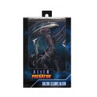Alien vs Predator - Razor Claws Alien 7-inch scale action figure NECA