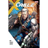 Cable #1 Marvel Comics