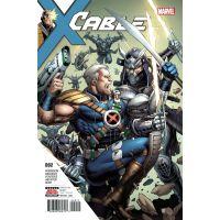 Cable #2 Marvel Comics