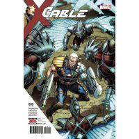 Cable #3 Marvel Comics