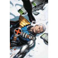 Cable #4 Marvel Comics
