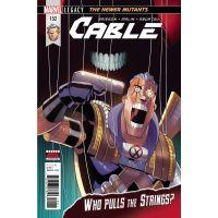 Cable #152 Marvel Comics