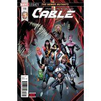 Cable #153 Marvel Comics