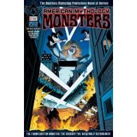 American Mythology Monsters #2 Variant Racy Cover Comics