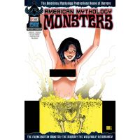 American Mythology Monsters #3 Variant Racy Cover Comics