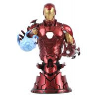 Marvel Comic Iron Man 1/7 Scale Bust Diamond Select Toys