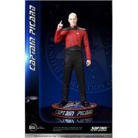 Star Trek The Next Generation - Captain Picard 1:3 Scale Statue DarkSide Collectibles Studio 909377