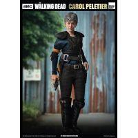 Walking Dead Carol Peletier Figurine Échelle 1:6 Threezero 909214