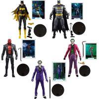 DC Multiverse Batman: Three Jokers Wave 1 - 7-Inch Scale Set of 5 Action Figures McFarlane