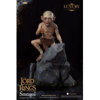 Le Seigneur des Anneaux - Gollum (Édition de Luxe) Figurine Échelle 1:6 Asmus Collectible Toys 909427