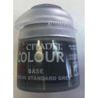 Citadel Colour paint Base Mechanicus Standard Grey Games-Workshop
