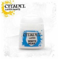 Citadel Layer paint White Scar Games-Workshop