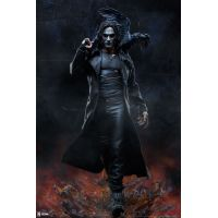 The Crow Premium Format Figure Sideshow Collectibles 300801