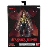 Stranger Things Hawkins Collection - Eleven with Yellow Costume 6-Inch Action Figure Bandai BA89016