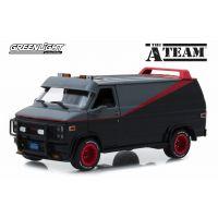 The A-Team 1983 GMC Vandura 1:24 scale diecast Greenlight Collectibles 84072