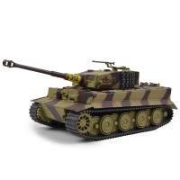 "German PzKpfw VI Tiger I Ausf. E ""312"" Panzerabteilung 505, Poland, 1944 (1:43 Scale) Motorcity Classics 23181-44"
