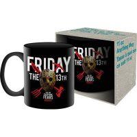 Friaday The 13th Mask 11oz Mug