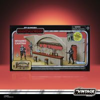 Star Wars The Vintage Collection - The Mandalorian Nevarro Cantina 3,75-inch scale playset Hasbro