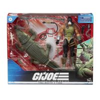 GI Joe Classified Series: Croc Master & Fiona 6-inch scale action figure Hasbro