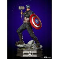 Marvel Captain America - Infinity Saga - Legacy Replica 1:4 Scale Statue Iron Studios 909600